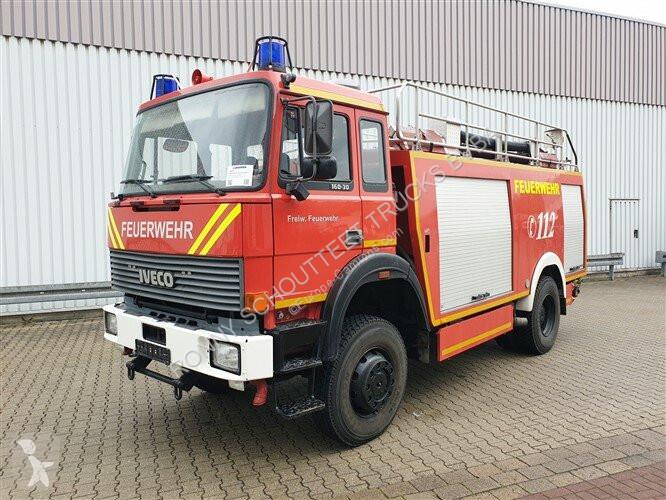 Voir les photos Camion nc 160-30 4x4 AHW 160-30 4x4 AHW, Tanklöschfahrzeug TLF 24/50