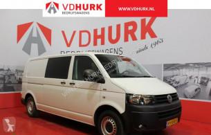 Veículo utilitário Volkswagen Transporter 2.0 TDI 115 pk L2H1 DC Dubbel Cabine Inrichting/Cruise/PDC/Airco/Tr furgão comercial usado