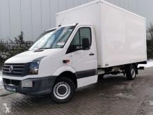 Veículo utilitário carrinha comercial caixa grande volume Volkswagen Crafter 2.0