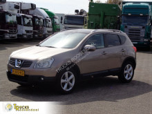 Nissan Qashqai + Automatic + Navi + Airco + G3+ 1 year APK voiture monospace occasion