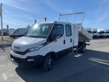 Utilitaire benne standard Iveco Daily 35C14 Double Cabine Benne Coffre - 25 900 HT