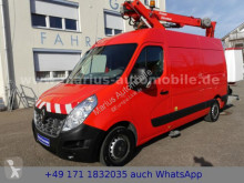 Renault Master Master L2H2 Klima / France Elévateur used telescopic articulated platform commercial vehicle