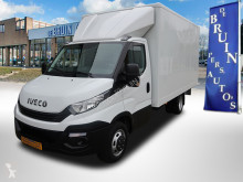 Utilitaire caisse grand volume Iveco Daily 35S14V Airco Luchtvering 20 M3 laadbak EURO 6