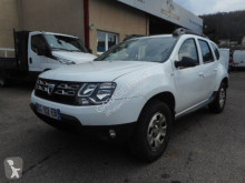 Dacia Duster 1.5 DCI 110 used company vehicle