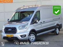 Ford cargo van Transit 350 185PK L3H2 Automaat Limited 2x schuifdeur Navi Xenon Airco Cruise 11m3 A/C Cruise control