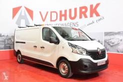 Veículo utilitário Renault Trafic 1.6 dCi 120 pk L2H1 Sortimo Inrichting L+R/Standkachel/Airco/Omvormer furgão comercial usado