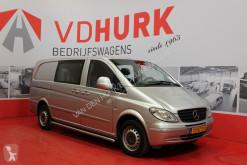 Fourgon utilitaire Mercedes Vito 109 CDI DC Dubbel Cabine APK 09-01-2022/Rijdt Goed
