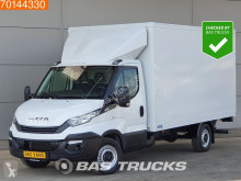Iveco Daily 35S16 160PK Laadklep Bakwagen Airco Meubelbak A/C varevogn med stor kasse brugt