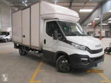 Veículo utilitário carrinha comercial chassis cabina Iveco Daily 35C16 Caisse 20 m3 Hayon Capucine Porte latérale - 26 500 HT
