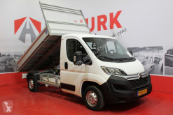 Utilitaire benne Citroën Jumper 35 2.0 HDI 130 pk Kipper/Kieper/Open Laadbak/Pick Up Trekhaak/Airco/Cruise
