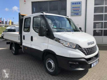 Utilitaire plateau ridelles Iveco Daily Daily 35 S 14 DoKa Pritsche+Klima+DAB+City+AHK