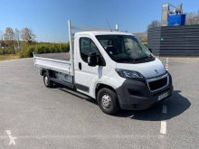 Peugeot Boxer HDI 150 CV utilitaire benne occasion