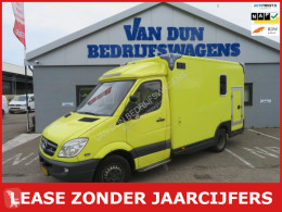 Mercedes Sprinter v 6 190 pk marge used ambulance