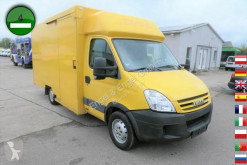 Fourgon utilitaire Iveco Daily Daily 35 S12 AUTOMATIK KAMERA Regale