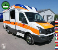 Ambulance Volkswagen CRAFTER 50 2.0 BITDI L2 BMT KRANKENWAGEN KLIMA E