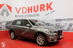 商务车 BMW X5 xDrive30d Grijs Kenteken Leder/Xenon/Navi/Climate