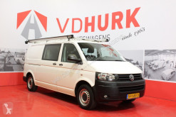 Volkswagen Transporter 2.0 TDI 115 pk L2H1 DC Dubbel Cabine Inrichting/Imperiaal/Cruise/PD fourgon utilitaire occasion
