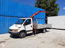 Iveco Daily 35C12 utilitaire plateau ridelles occasion