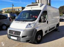 Fiat Ducato II 2.3 MJT 130 used positive trailer body refrigerated van