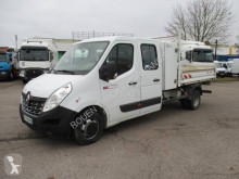 Renault Master Propulsion 125 2.3 DXI utilitaire benne standard occasion