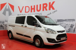 Fourgon utilitaire Ford Transit 2.2 TDCI 126 pk L2H1 Trend DC Dubbel Cabine Standkachel/Stoelverw./Cruise/