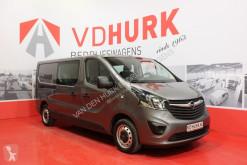Veículo utilitário Opel Vivaro 1.6 126 pk L2H1 DC Dubbel Cabine 2xSchuifdeur/Navi/Cruise/PDC/A furgão comercial usado