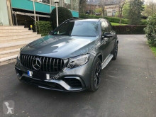 Furgoneta coche 4X4 / SUV Mercedes GLC 63 AMG S, Vollausstattung im Top Zustand !