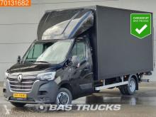 Utilitaire caisse grand volume Renault Master 165PK RWD Dubbellucht Bakwagen Laadklep Navi A/C Cruise control
