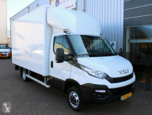 Furgoneta furgoneta caja gran volumen Iveco Daily 35C17 Bakwagen Automaat Bak+Klep/laadklep/Clima/NL Auto