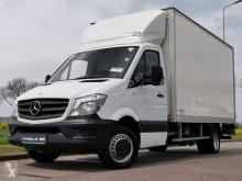 Mercedes Sprinter 513 cdi gesoten laadbak, furgon dostawczy używany