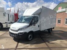 Van à chevaux Iveco 35S14 | HiMatic | 52.000 KM | Laadklep