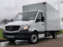 Veículo utilitário furgão comercial Mercedes Sprinter 314 cdi bakwagenlaadklep