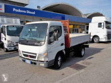 Mitsubishi three-way side tipper van Canter 3S13