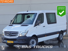 Mercedes Sprinter 313 CDI Automaat L2H1 Dubbel Cabine Trekhaak Airco 6m3 A/C Double cabin Towbar fourgon utilitaire occasion