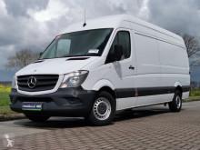 Veículo utilitário furgão comercial Mercedes Sprinter 313 l3h2 maxi airco