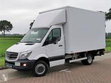 Dostawcza skrzynia o dużej pojemności Mercedes Sprinter 516 bakwagen + laadklep
