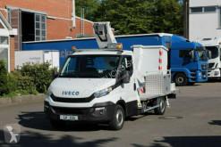 Лекотоварен автомобил с вишка Iveco Daily Bühne Comilev 120TVL 12,5m /2 P.Korb 200kg