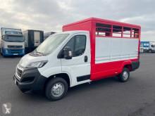 Furgoneta transporte para ganado Peugeot Boxer 2,0L HDI