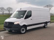 Veículo utilitário furgão comercial Mercedes Sprinter 314 cdi l3h2 maxi mbux
