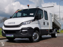 Iveco Daily 35 C 14 kipper automaat! utilitaire benne occasion
