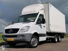Mercedes Sprinter 516 cdi clickstar be com utilitaire caisse grand volume occasion