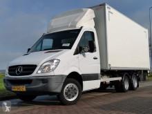Veículo utilitário carrinha comercial caixa grande volume Mercedes Sprinter 516 cdi clickstar be com