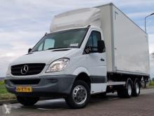 Veículo utilitário Mercedes Sprinter 516 cdi clickstar be com carrinha comercial caixa grande volume usado