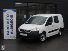 Peugeot Partner 1,6L HDI 90 CV fourgon utilitaire occasion