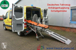 救护车 奔驰 Sprinter 315 CDI RTW Trage Rollstuhl Rampe AHK