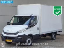 Лекотоварен фургон с голям обем Iveco Daily 35S16 160PK Automaat Laadklep Bakwagen Meubelbak Airco Cruise A/C Cruise control
