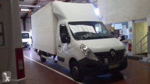 Utilitaire caisse grand volume Renault Master Traction 165 DCI