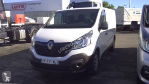 Renault Trafic L1H1 125 DCI фургон б/у