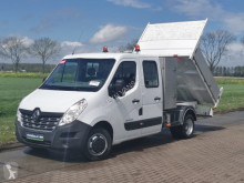 Renault Master 2.3 dci 165 dc kipper, k utilitaire benne occasion