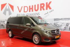 Mercedes Classe V 220d Aut. Lang DC Dubbel Cabine 2xSchuifdeur/Leder/Trekhaak/Ca fourgon utilitaire occasion